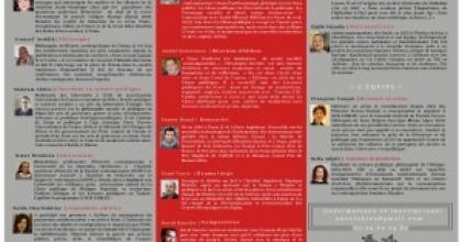 A nos fables : Rencontres francophonie avec la Tunisie à Lyon