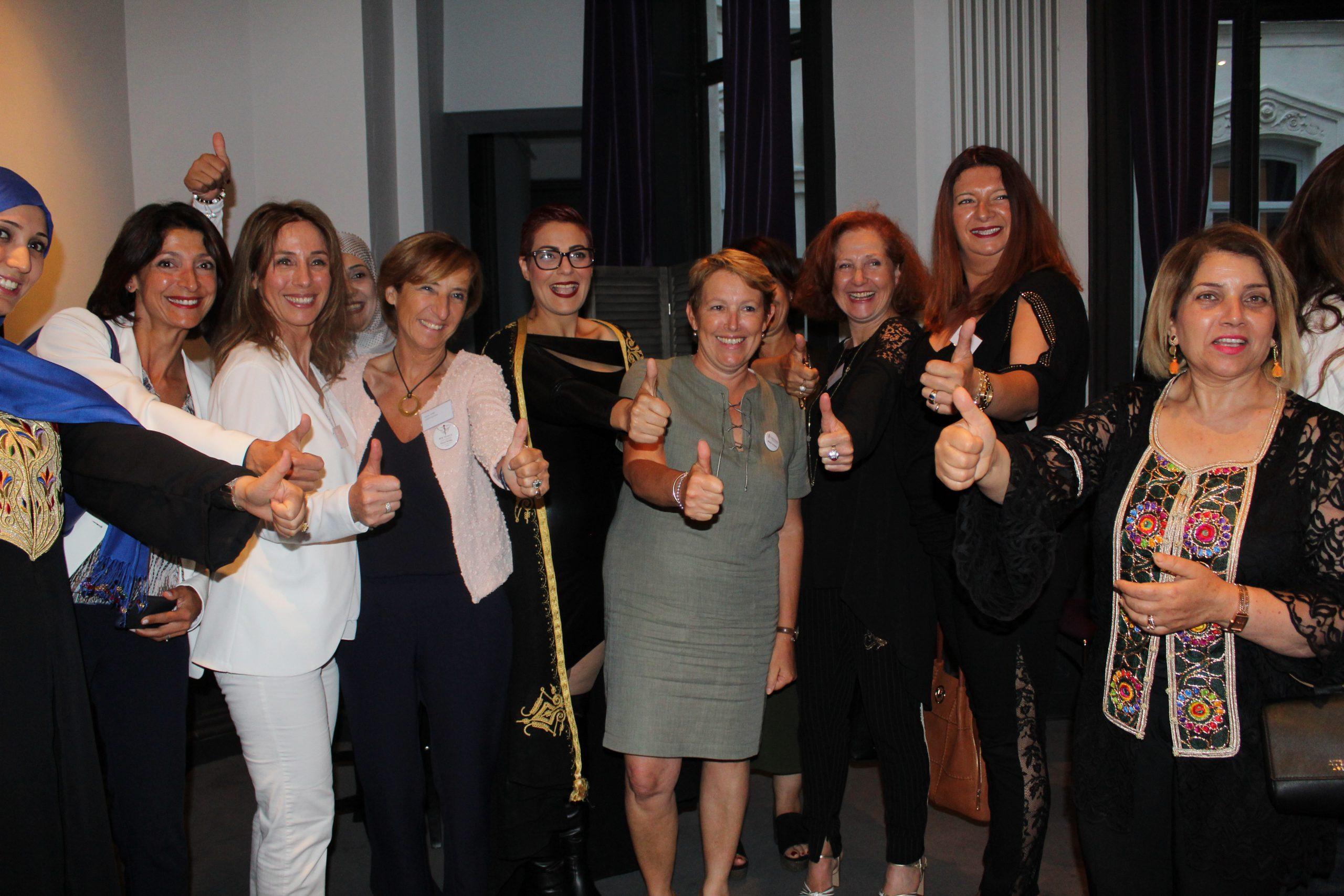 (Français) Rencontre des Femmes Chefs d'Entreprises tunisiennes et françaises
