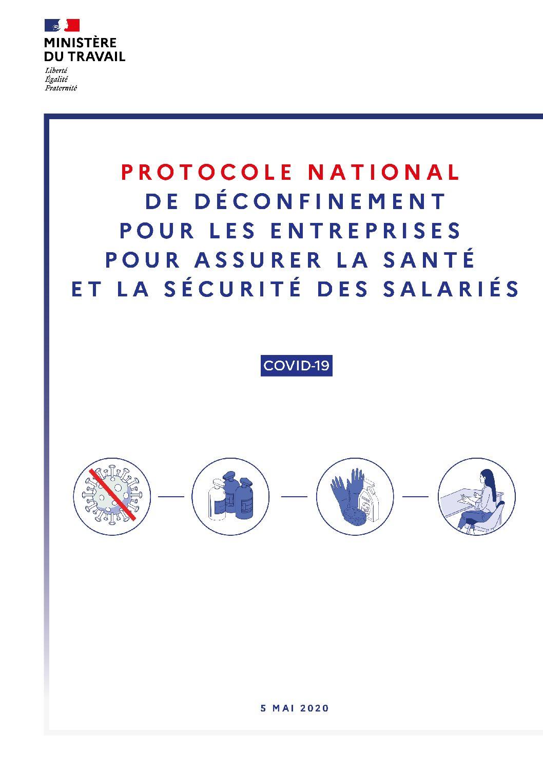 (Français) Déconfinement et reprise des activités